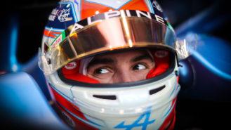 Alpine's hope that Esteban Ocon can be the next Alain Prost