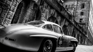 Retracing the wheel tracks of Moss: driving the modern Mille Miglia