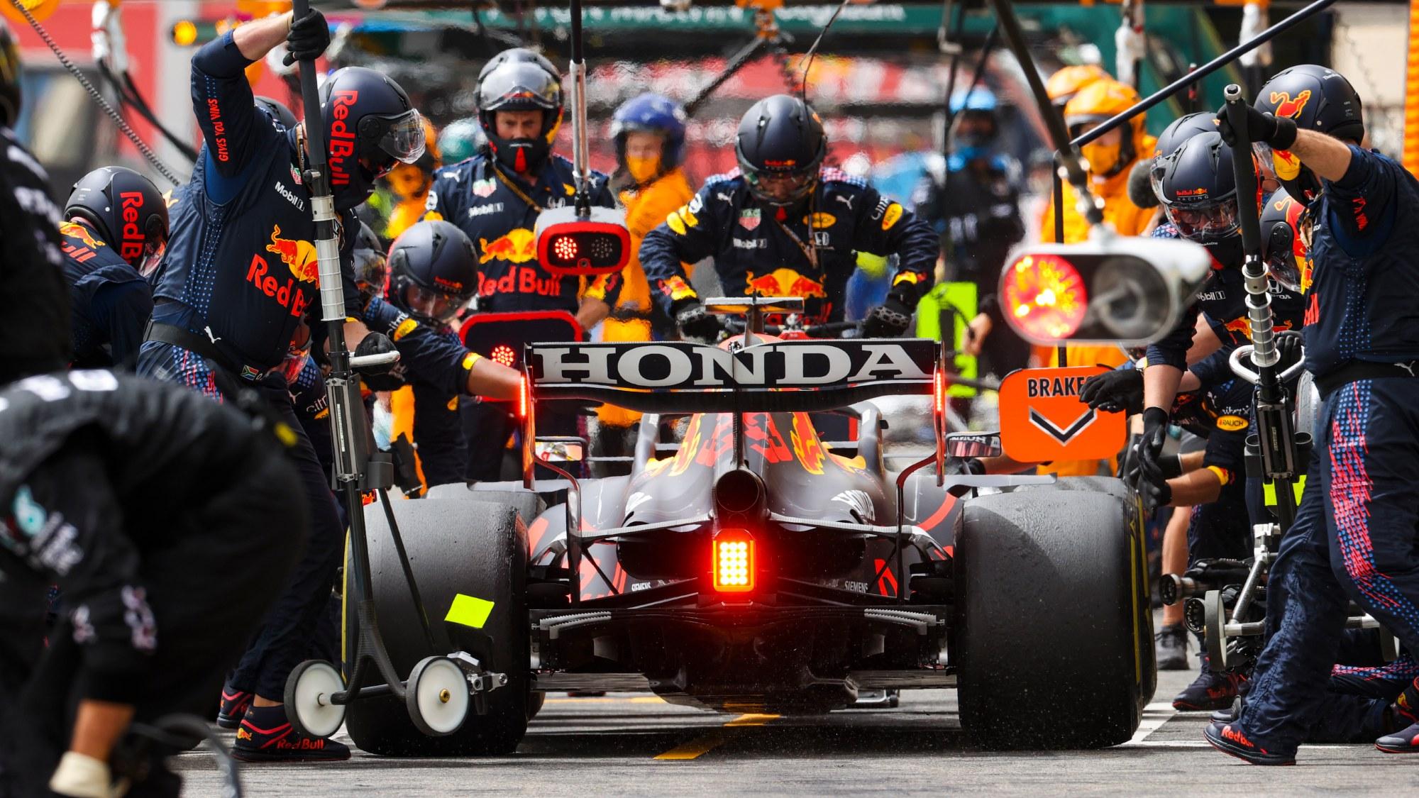 Max Verstappen, 2021 French GP