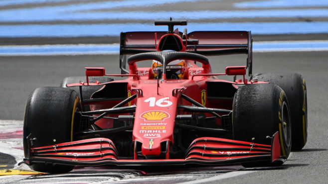 Ferrari on its tyre wear headache: 'We do not have the answer right now'