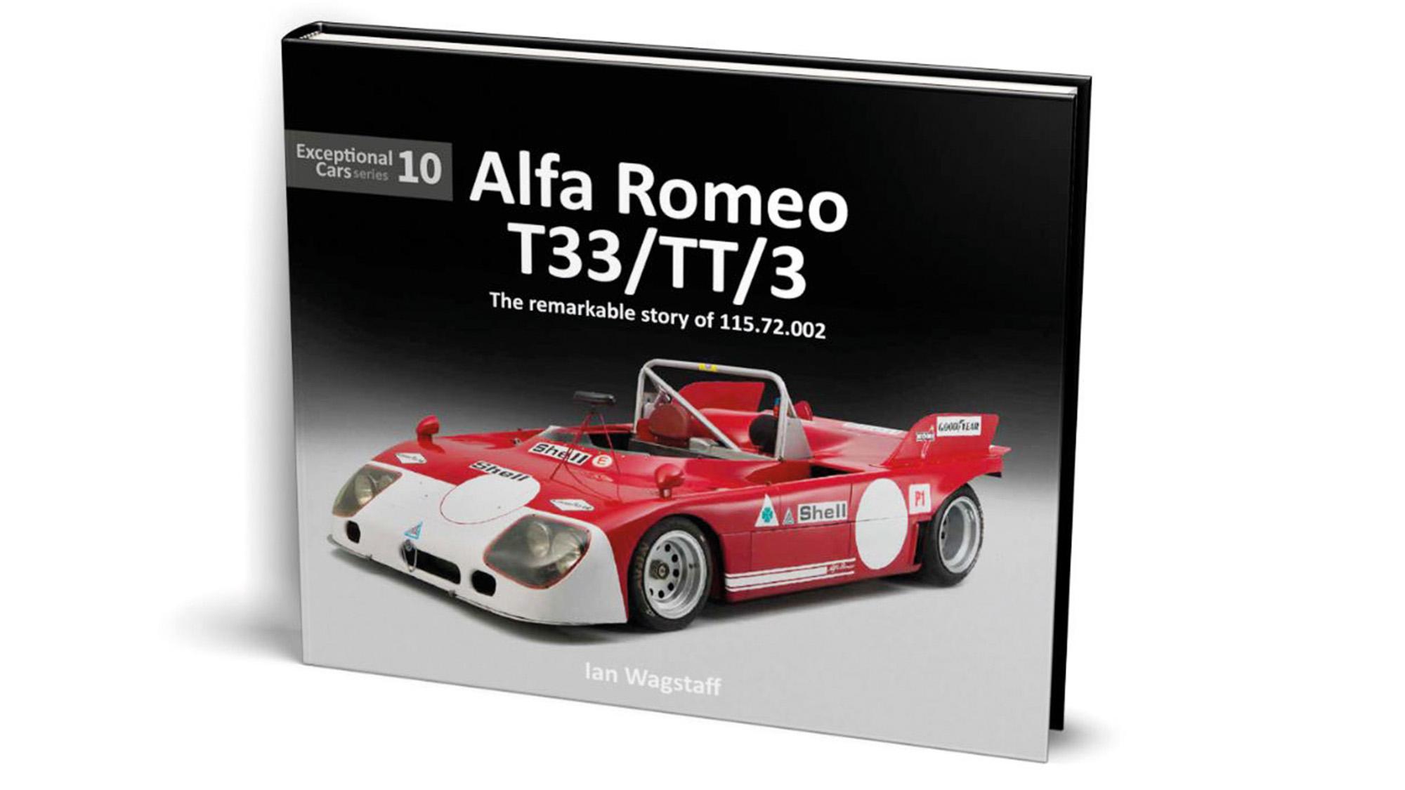 Alfa Romeo T33 book