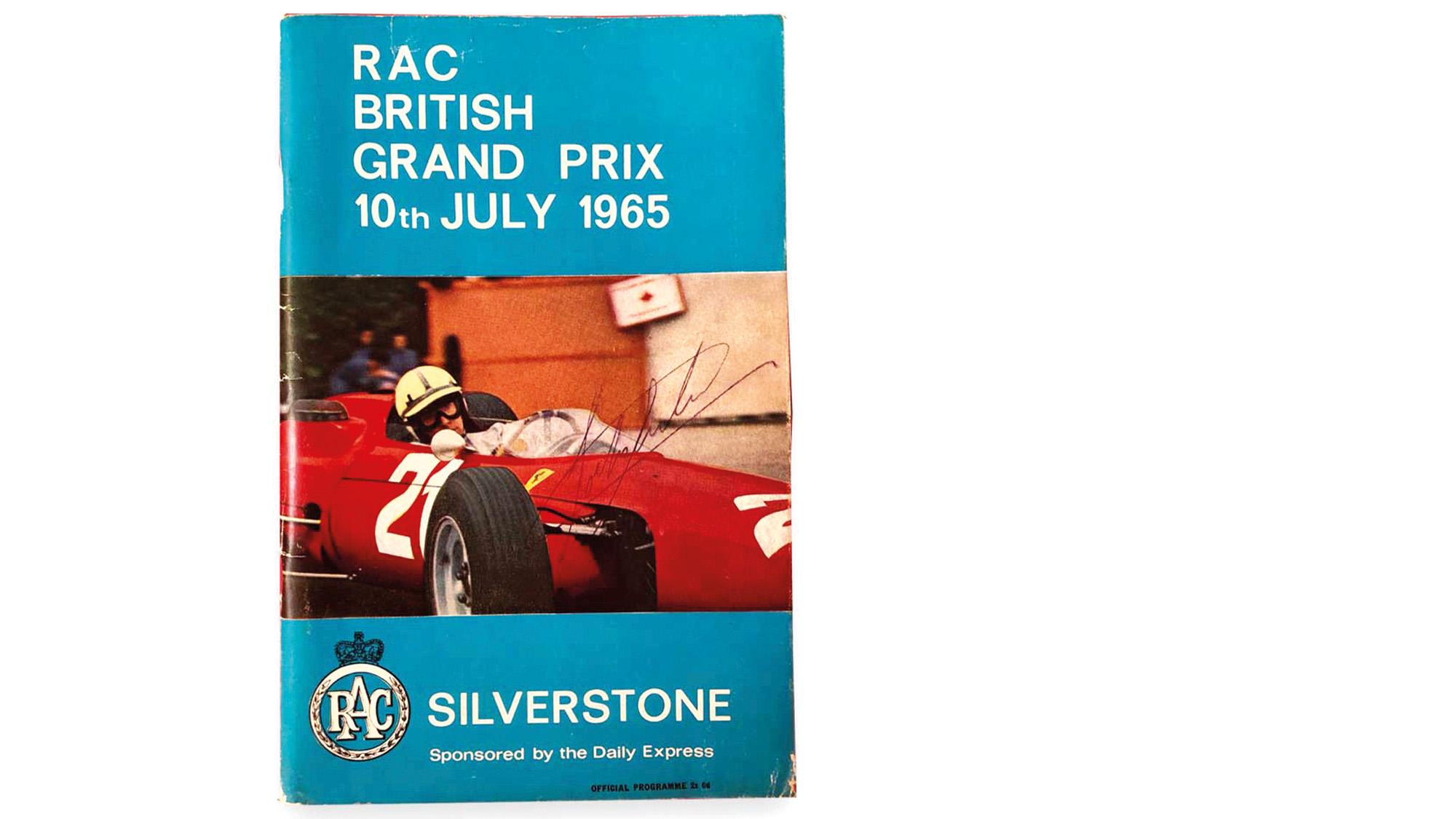 1965 British Grand Prix guide