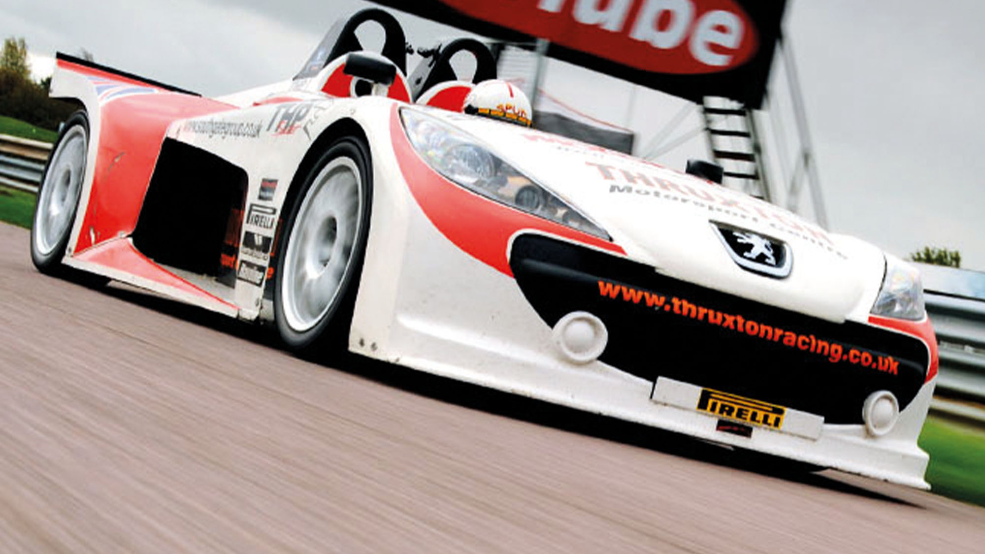 Thruxton driving experience