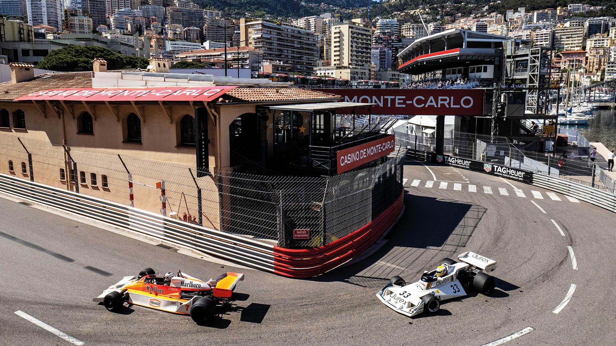 Historic Monaco Grand Prix