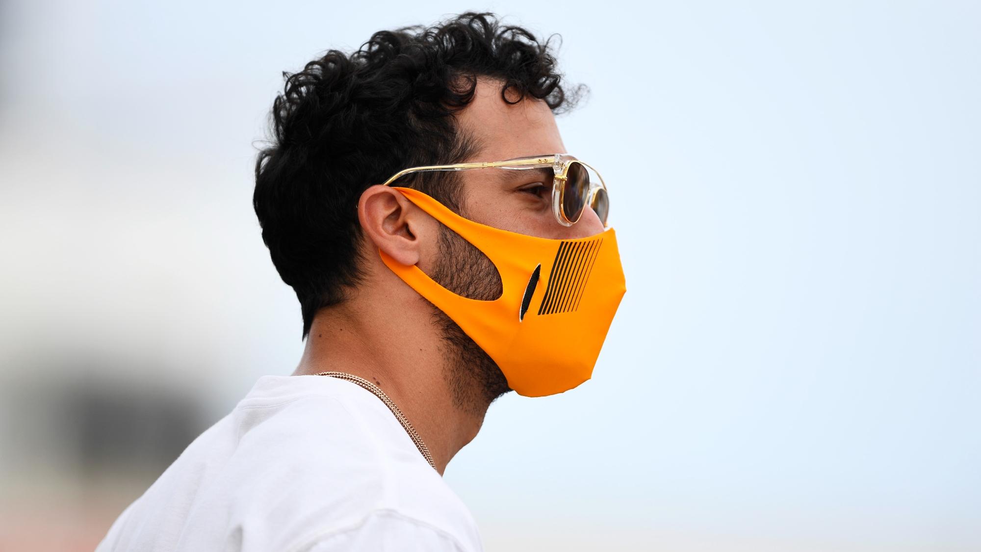 Daniel Ricciardo, 2021 French GP