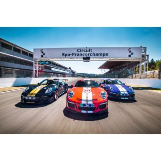 Product image for 19.10.2021 | Track Day Entry @ Spa-Francorchamps