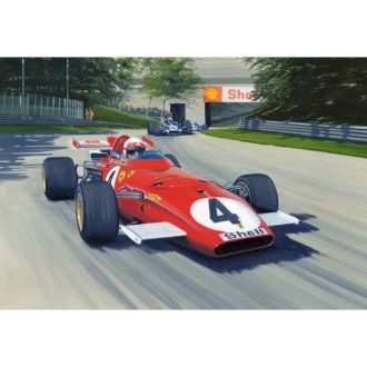 Product image for Italian GP, 6 September 1970 | Clay Regazzoni | Ferrari 312B