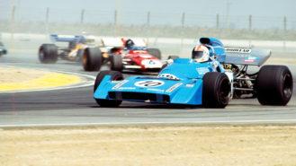 F1 vs F5000: remembering a single-seater showdown at the Questor Grand Prix