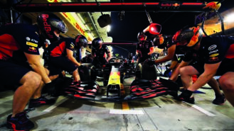 Mercedes' cunning question that reins in Red Bull's speedy pitstops