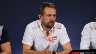 One year on: the man who helped save F1 from Covid