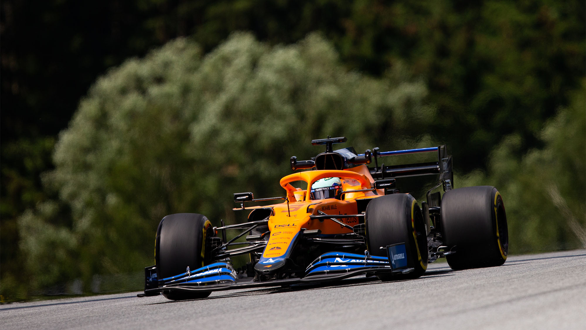 Daniel Ricciardo Styria 2021