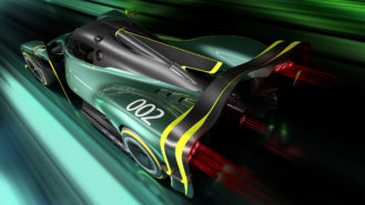 Aston Martin Valkyrie AMR Pro revives Le Mans hypercar project
