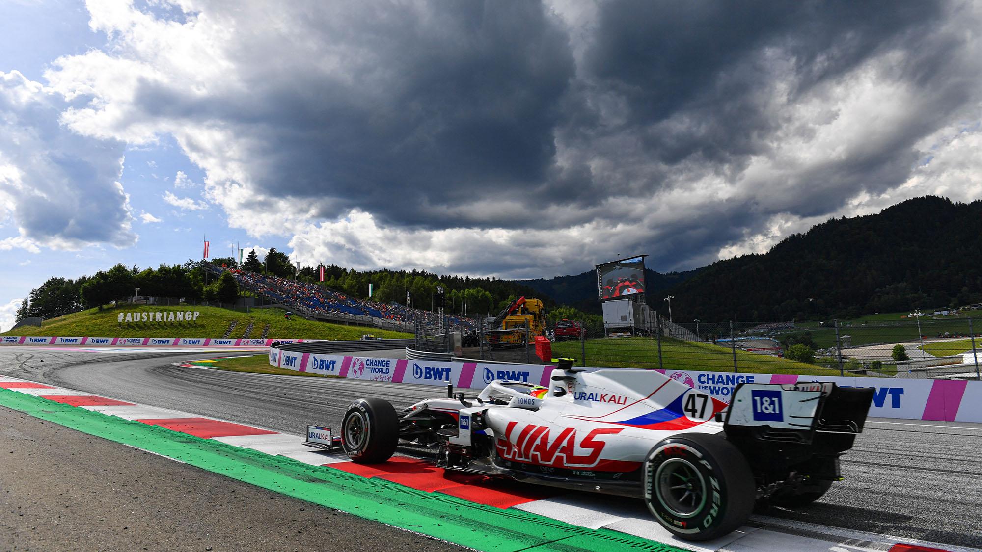 Mick Schumacher Haas Styria 2021
