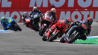 MotoGP leader Quartararo: 'championship is wide open'