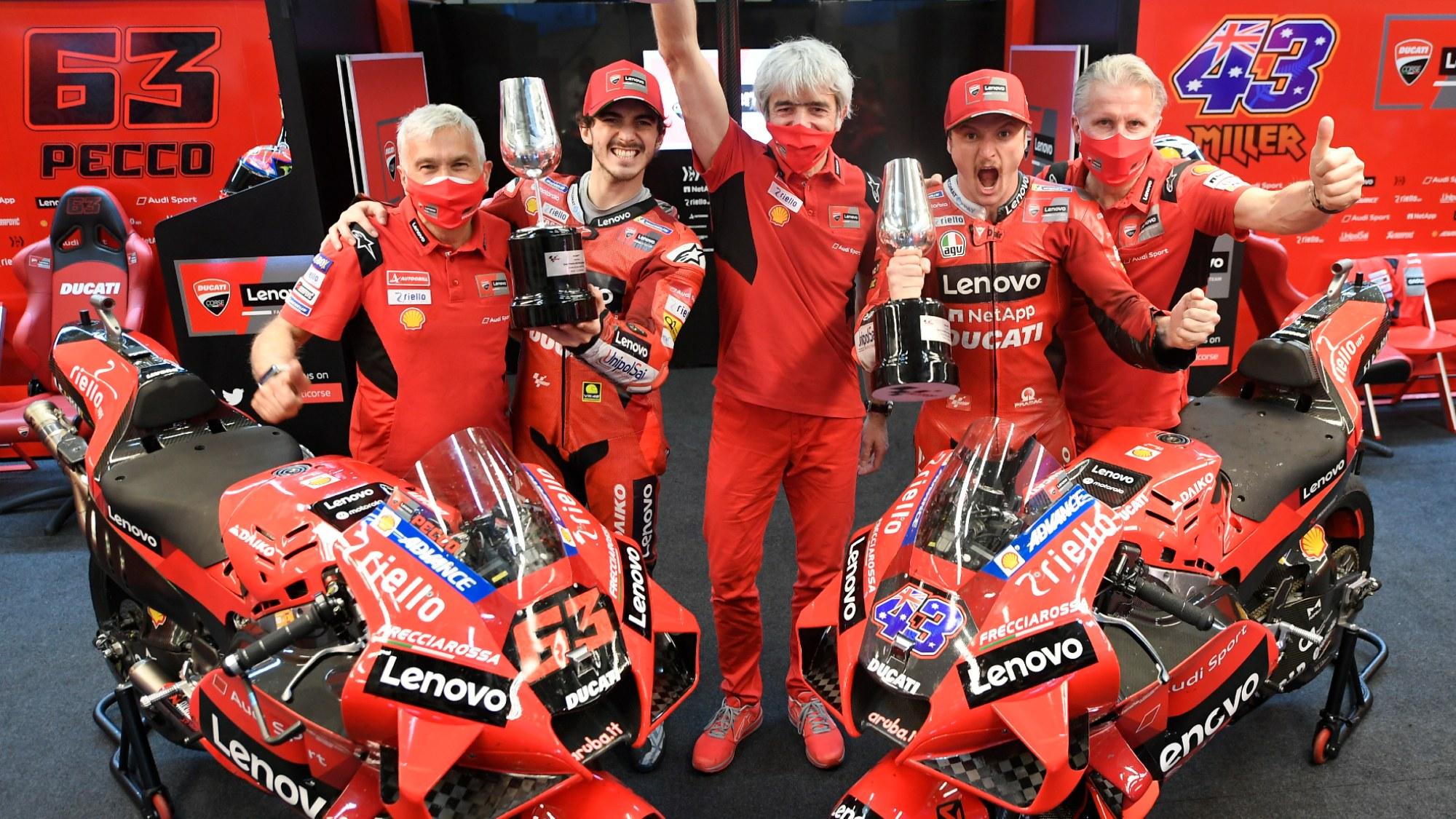 Ducati 2021 MotoGP