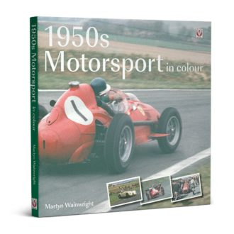 Product image for 1950s Motorsport in Colour | Martyn Wainwright | Paperback