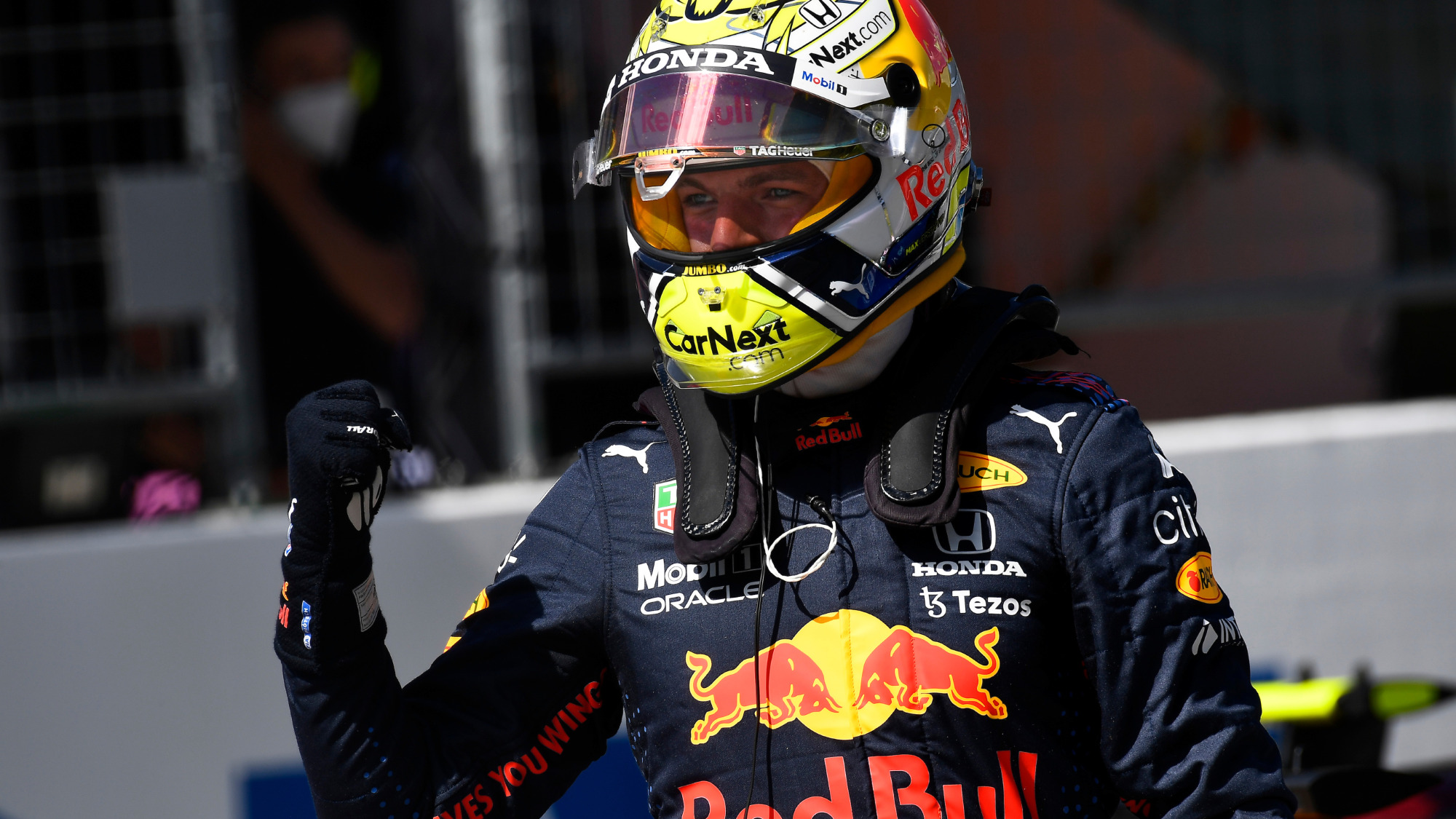 Max Verstappen, 2021 Styrian GP