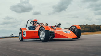 Gordon Murray's rediscovered revolutionary racing car to appear at Goodwood