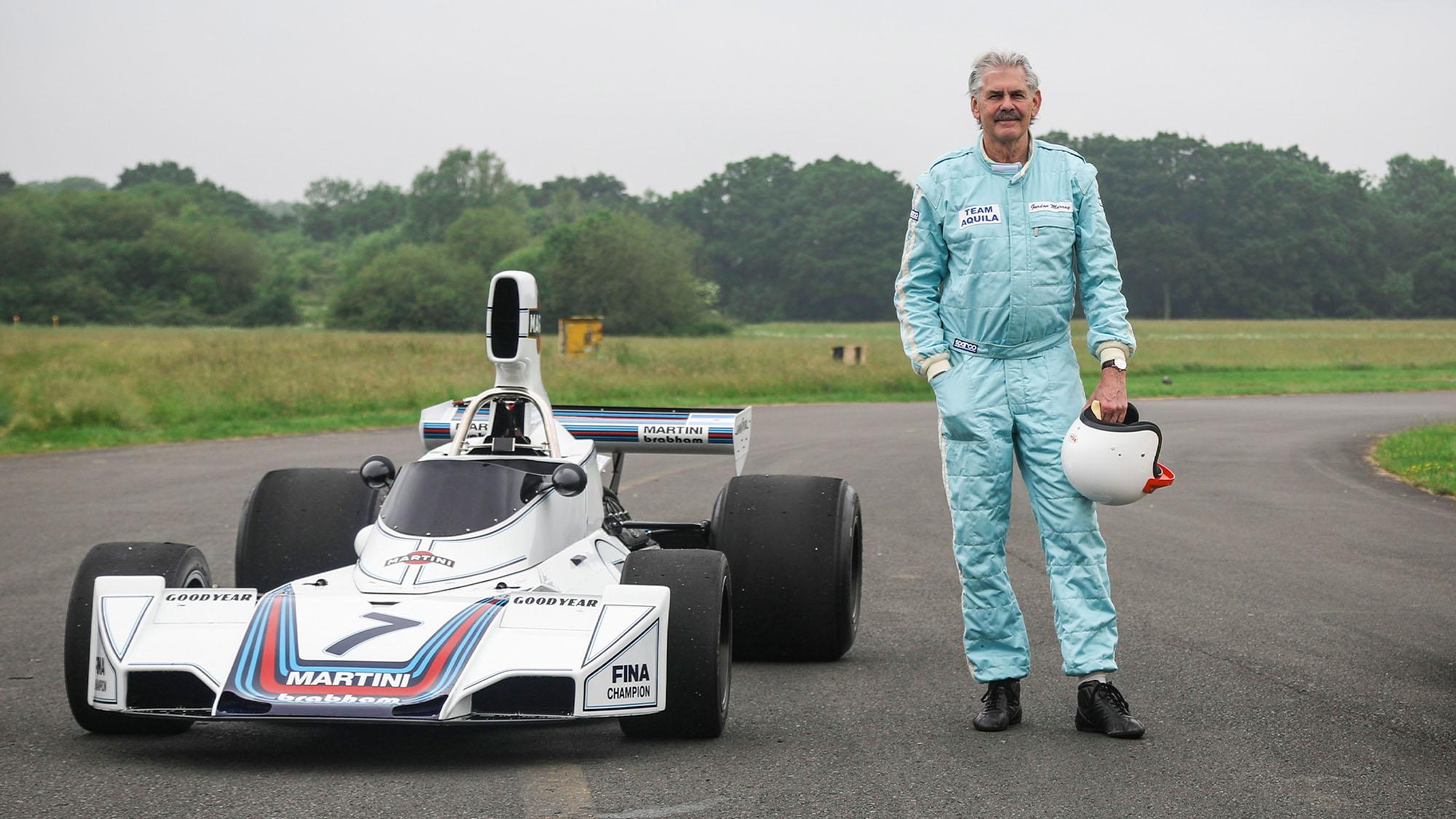 Gordon Murray Brabham BT44B
