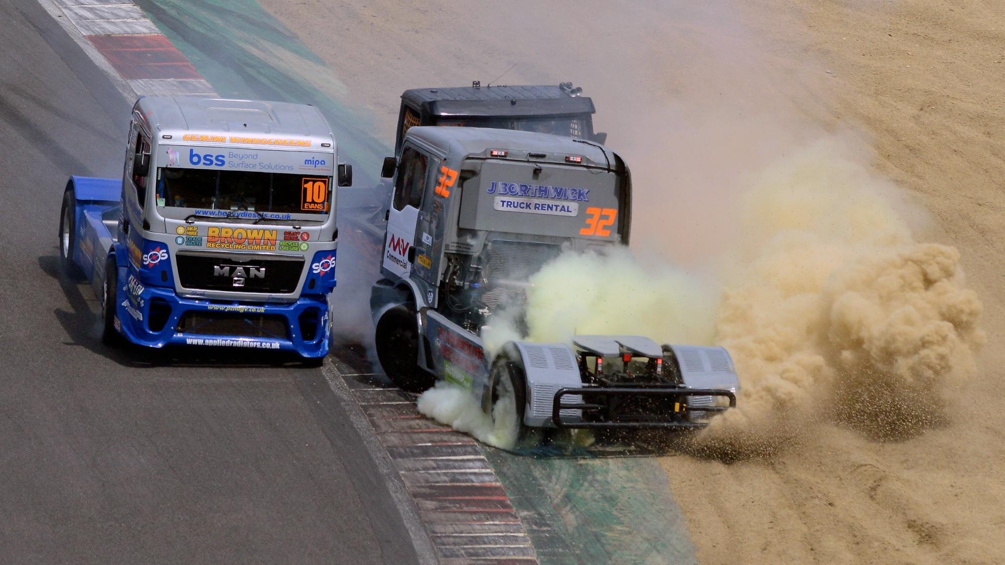 Truck Racing Brands Hatch 2021