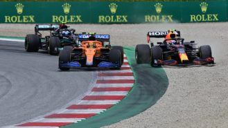 Lando Norris had to be penalised at the Austrian GP — for the sake of F1 racing