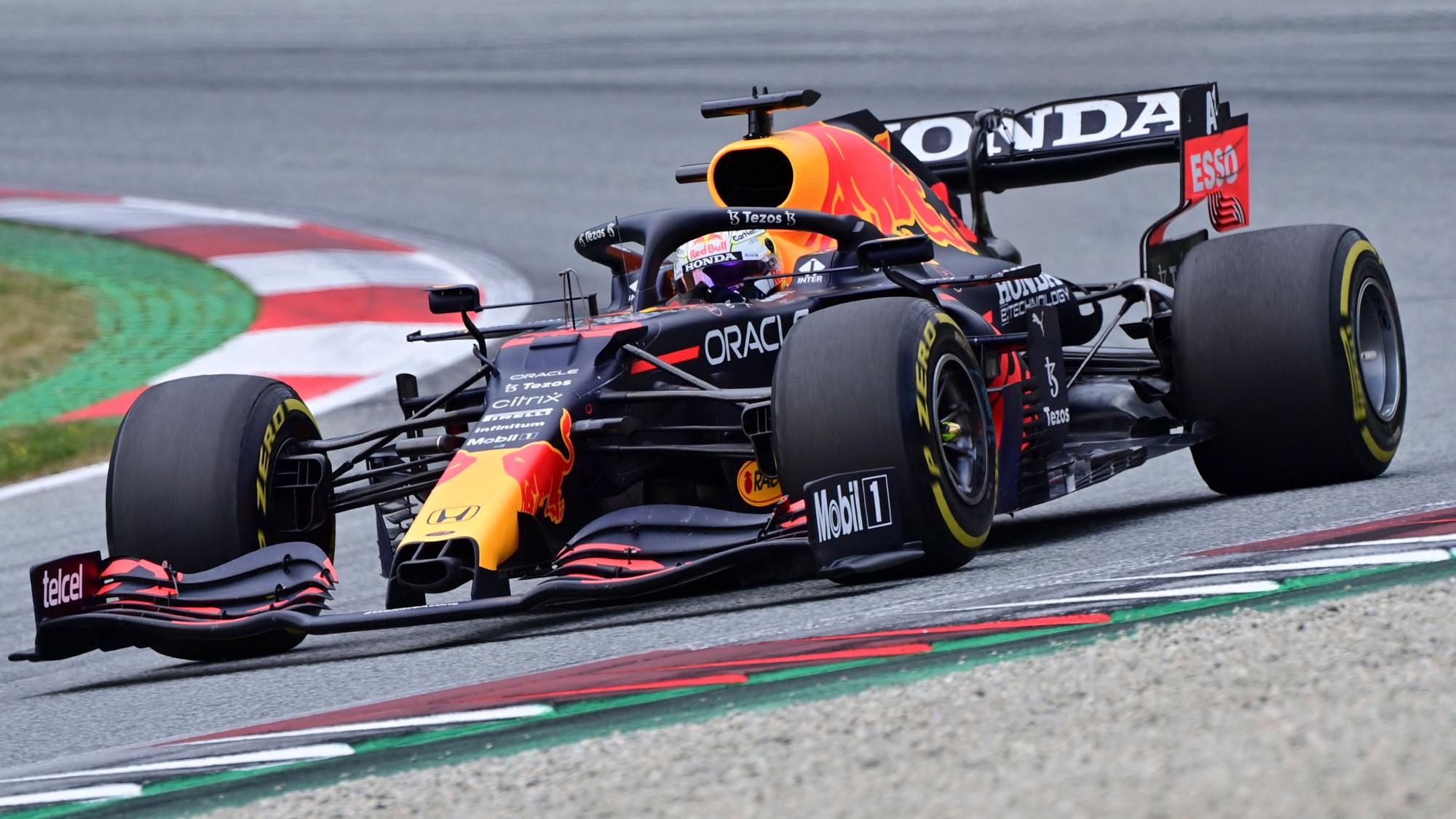 Max Verstappen, 2021 Austrian GP