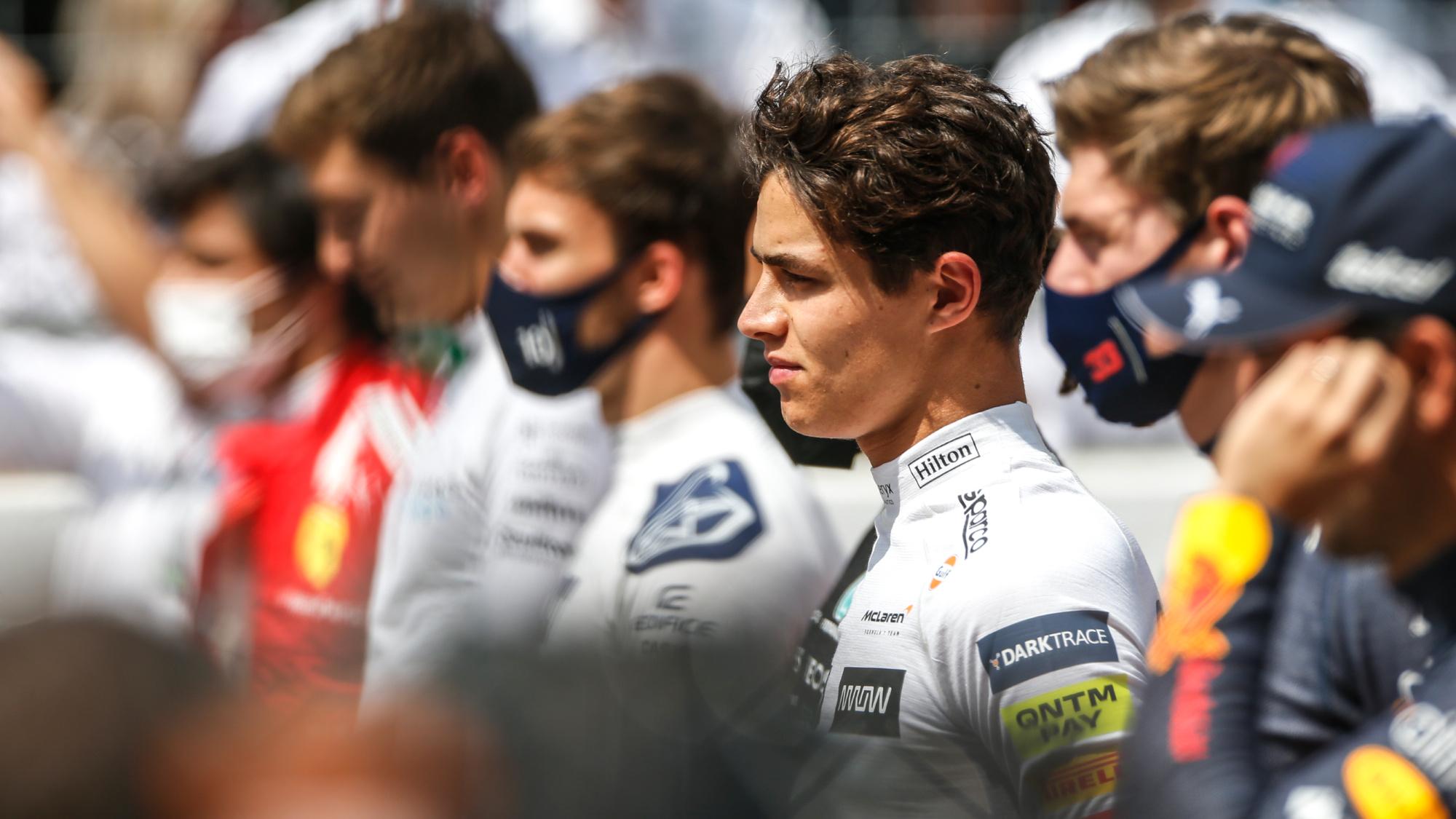 Lando Norris, 2021 Austrian GP