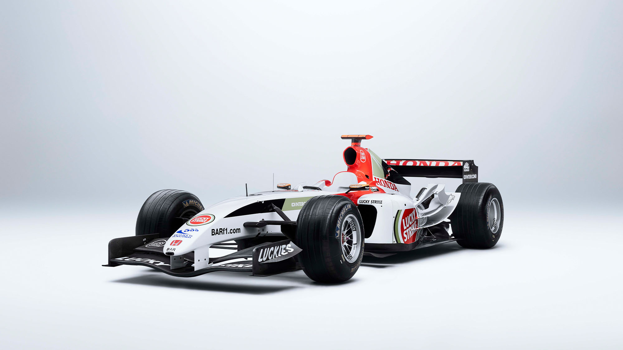 BAR 004 Jenson Button 2004
