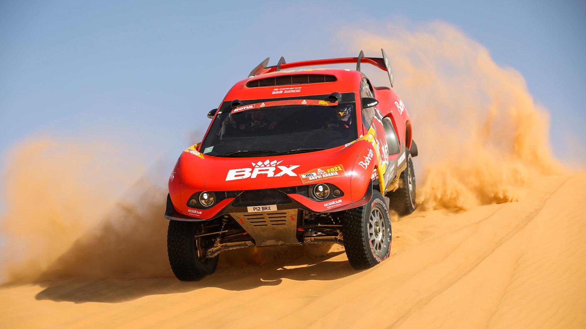 Loeb Dakar