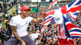 Can Lewis Hamilton bounce back to win the British Grand Prix?