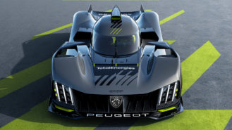 The Peugeot 'breakthrough' that led to new 9X8 Hypercar having no rear wing