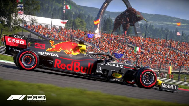 F1 2021 game review