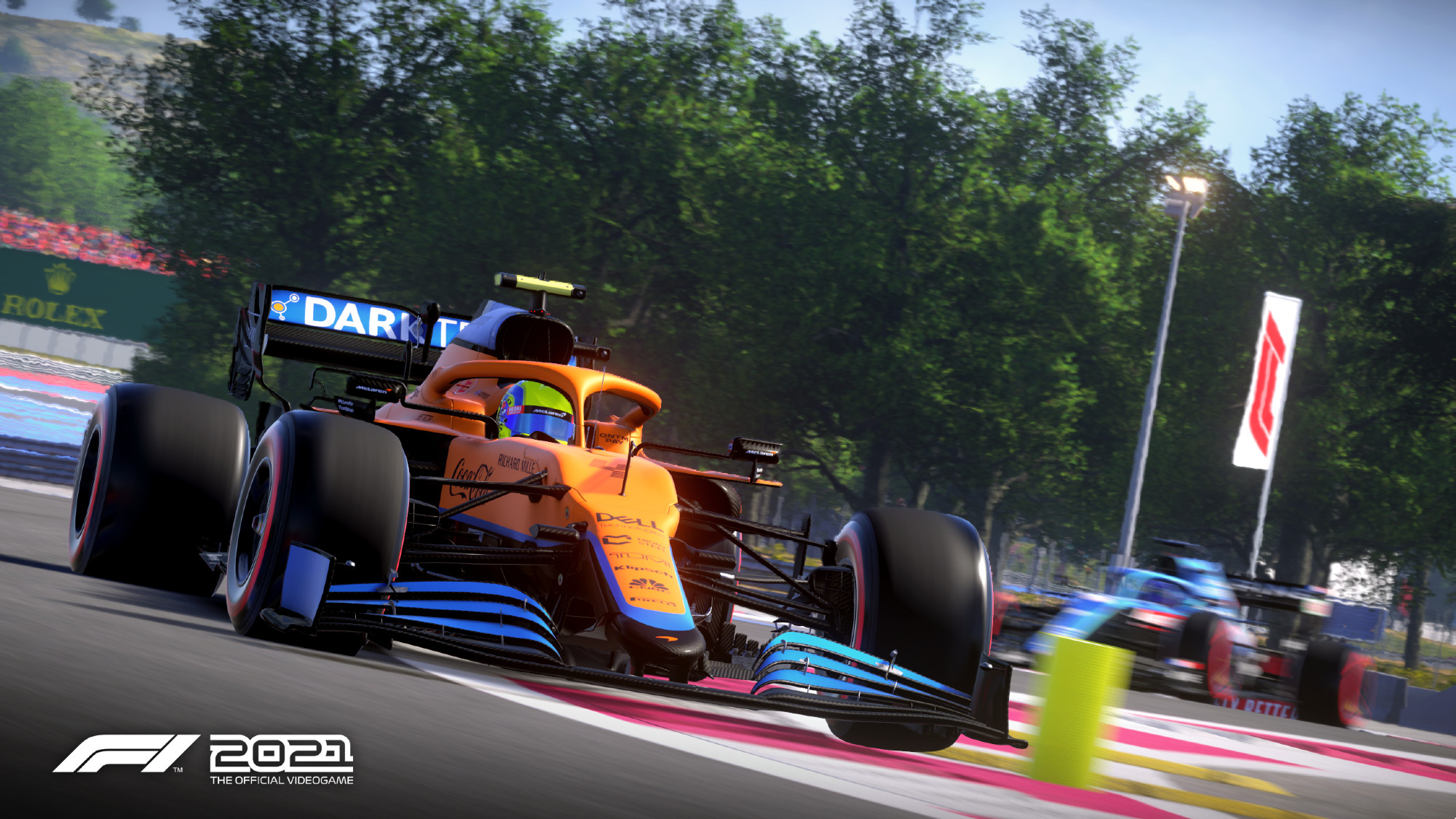 F1 2021 video game