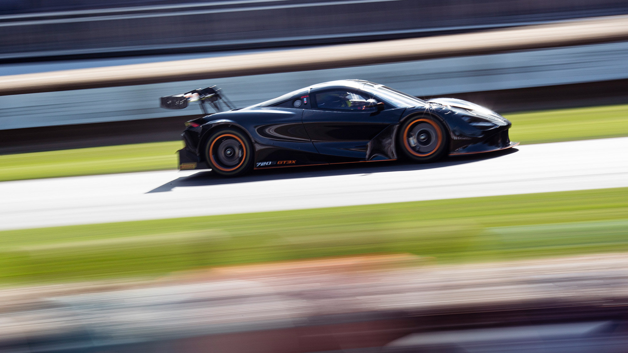 McLaren 720S GT3X at Goodwood Festival of Speed