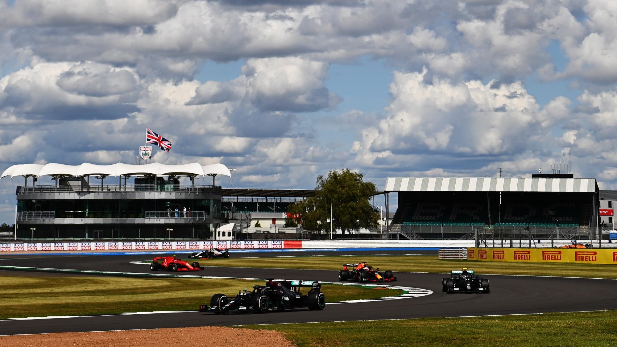 2020 Silverstone GP