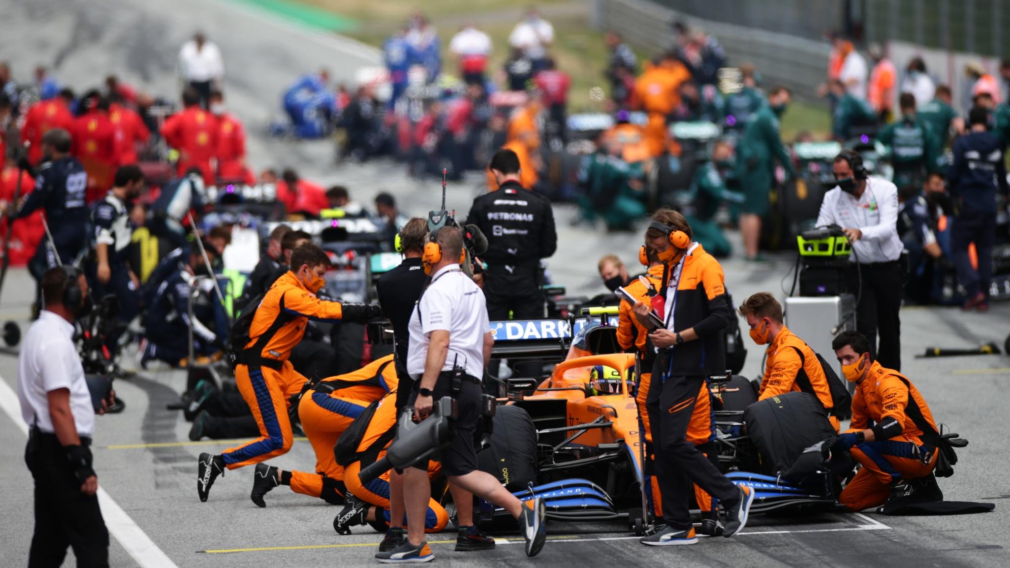 F1 2021 Austria