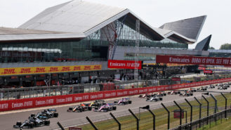 F1 drivers too competitive to take it steady in sprint race, says Brawn