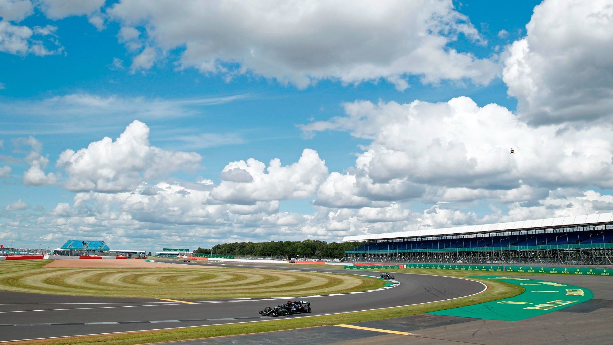 British Grand Prix 2020, Lewis Hamilton