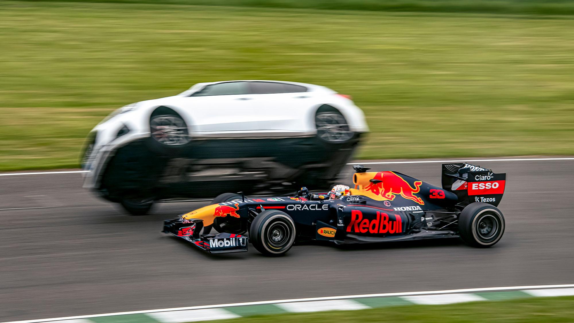 Red Bull pass