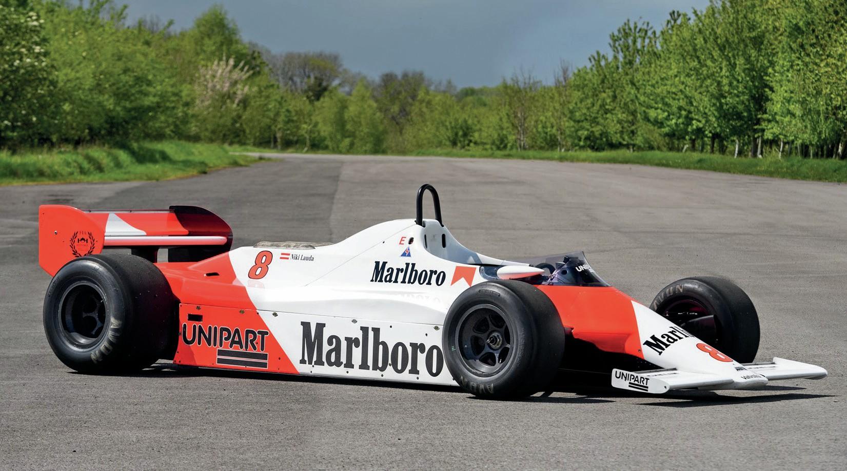 McLaren MP4-1B