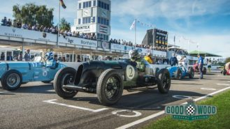 WIN tickets to Goodwood Revival