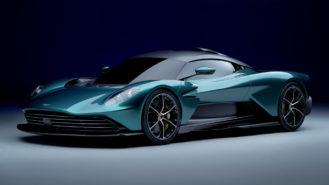 Aston Martin's Valhalla rethink might just pay off