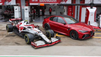 Alfa Romeo sponsorship deal spells the end of new F1 manufacturer teams — MPH
