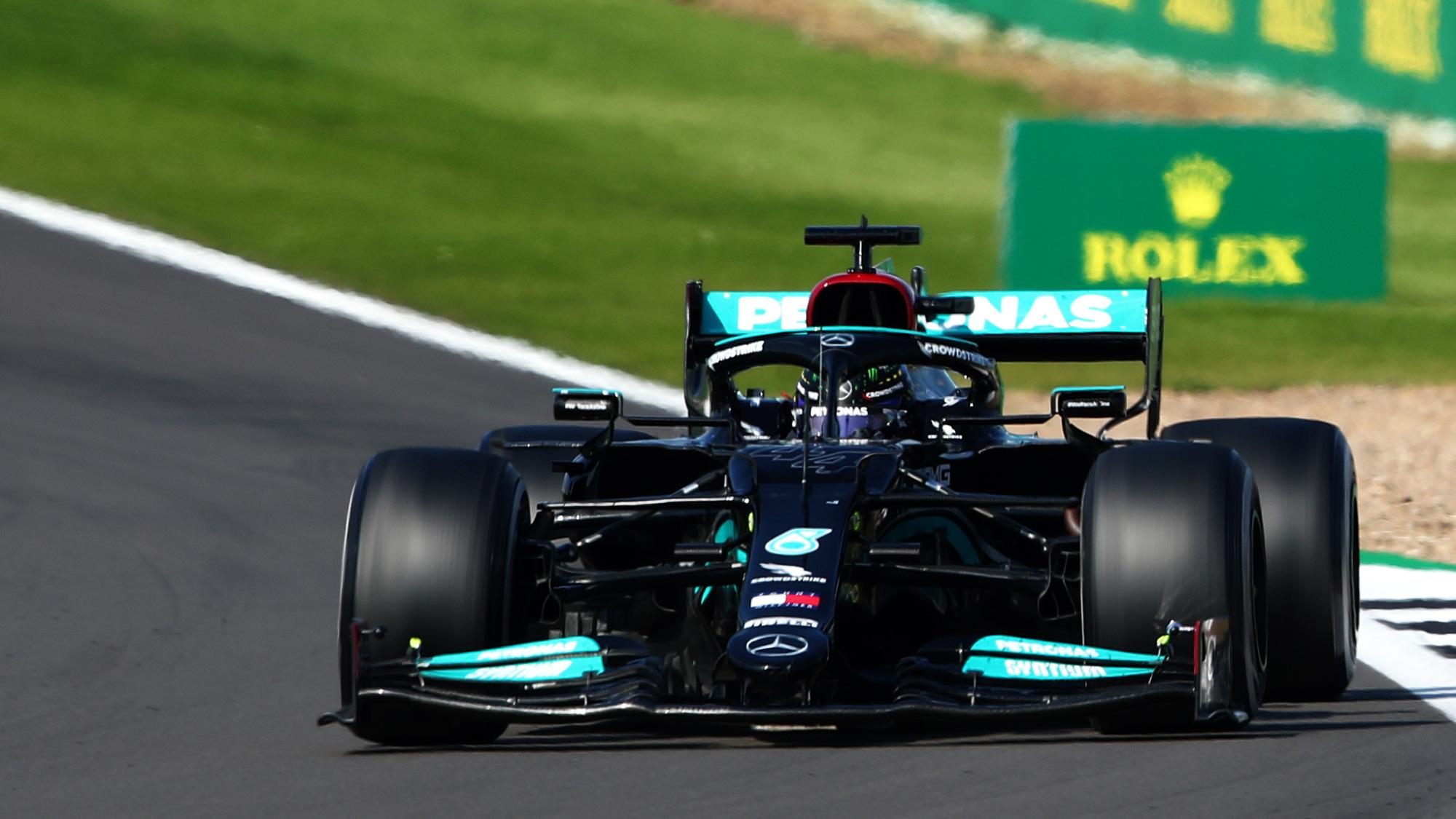 Lewis Hamilton, 2021 British GP