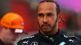 No more backing down: Hamilton's resolve to race hard at Silverstone
