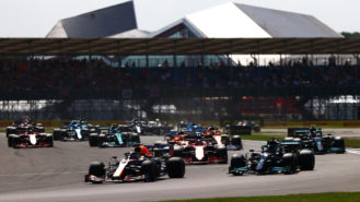 2021 British Grand Prix: what you missed