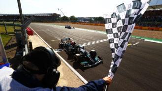 Goin' up, goin' down: 2021 British GP