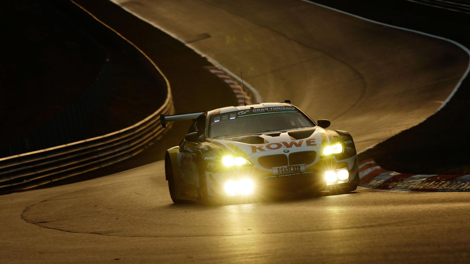 BMW Rowe at the 2020 Nurburgring 24 Hours