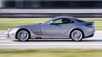 Mercedes-Benz SLR McLaren: road car buying guide