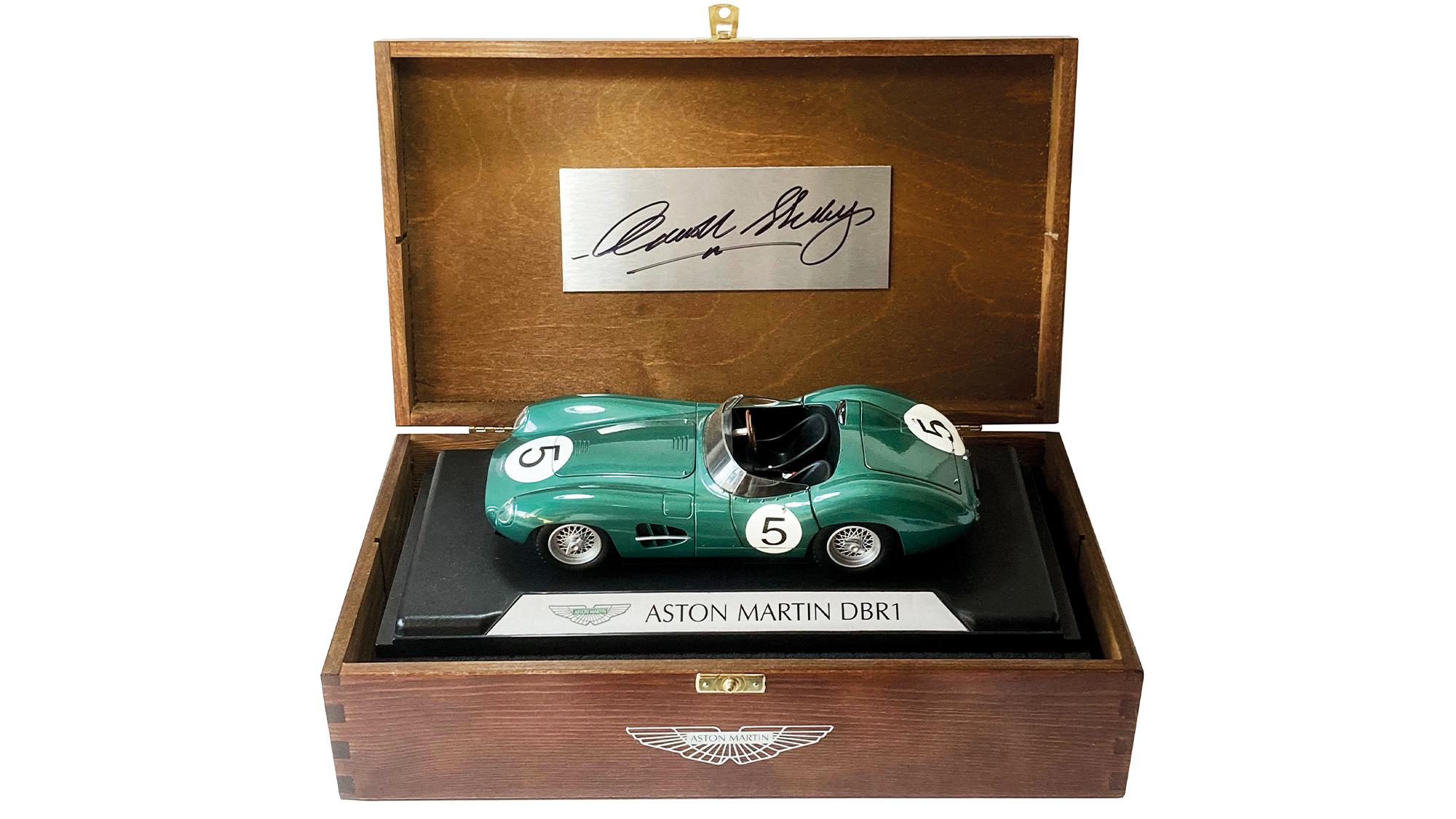 Aston Martin Carroll Shelby model